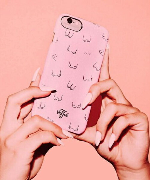 【Valfre(ヴァルフェー)】CHICHI iphoneケース