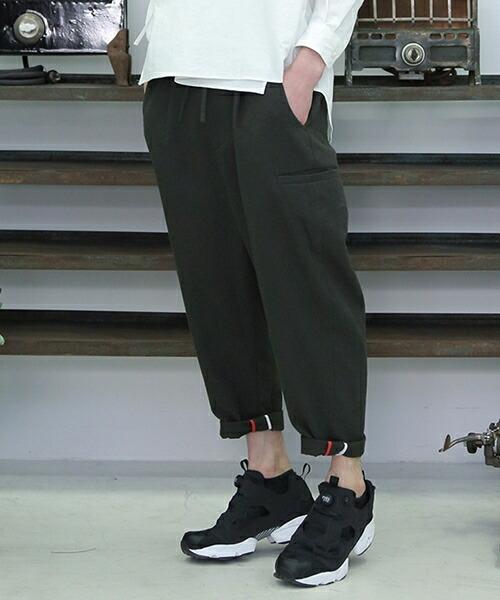 【STORAMA(ストラマ)】WOOL SURGE SLACKS パンツ(STRM-18G)