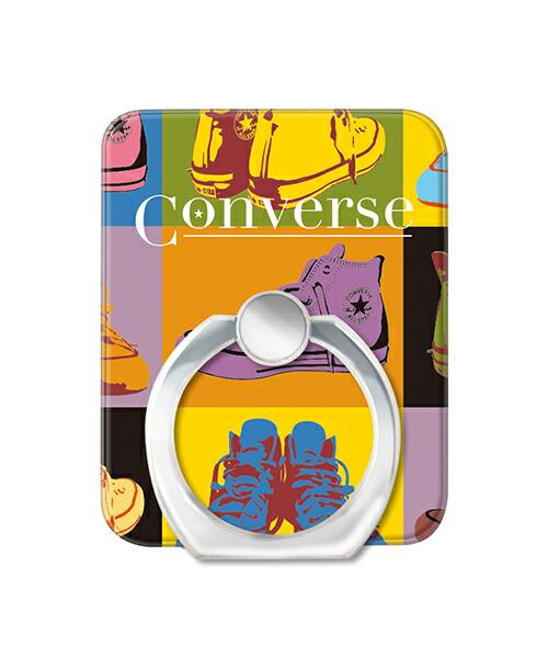 【Gizmobies(ギズモビーズ)】CONVERSE コンバース スマートフォン専用リング 2017AW COLORFULPOP(AJ-0224-RING)