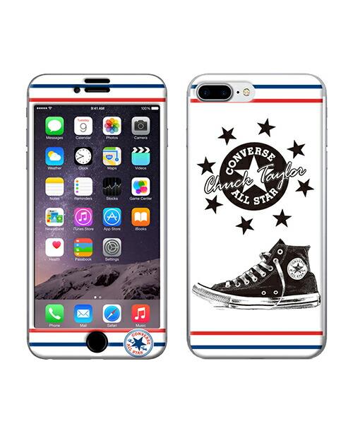 【Gizmobies(ギズモビーズ)】CONVERSE コンバース iPhone8Plus・7Plus対応Gizmobies STRIPE(ZM-0070-IP7P)