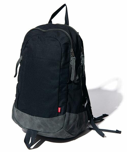 【glamb(グラム)】Canyon denim backpack-キャニオンデニムバックパック(GB0119-AC10)