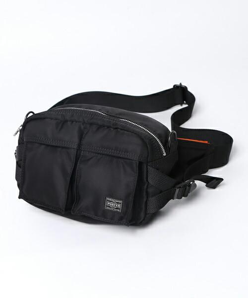 【ANSEASON ANREALAGE】undersize waist bag バッグ(14s0336)
