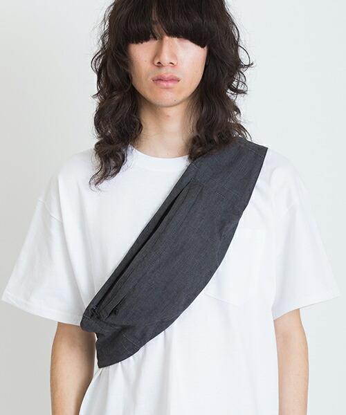 【VICTIM(ヴィクティム)】CHECK SHOULDER BAG バッグ