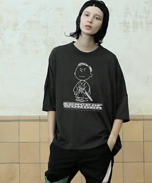 【STOF(ストフ)】奇兵ビッグシュマグTシャツ(SF19SS-35)