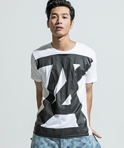 【ANSEASON ANREALAGE】AZ logo tee Tシャツ(ast2104)