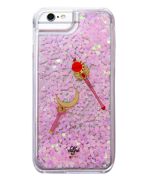 【Valfre(ヴァルフェー)】Sailor Moon×Valfre Sailor Moon Phone Case iPhoneケース(IPC_SLM_001)