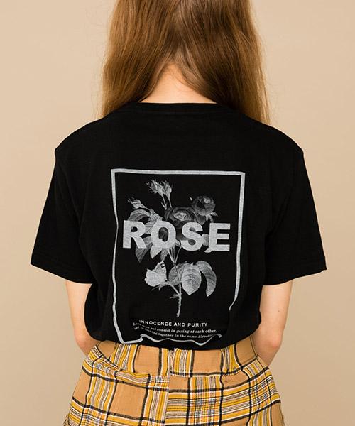 【MIXXDAVID(ミックスディビッド)】LOST LOGO TEE Tシャツ (1901MDTE26)