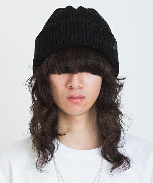 【VICTIM(ヴィクティム)】× CA4LA - KNIT CAP ニットキャップ(VTM-19-A-035)