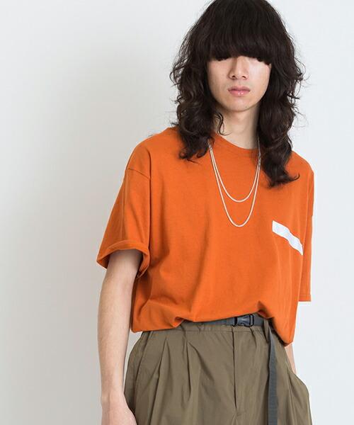 【VICTIM(ヴィクティム)】S-S BIG TEE Tシャツ(VTM-19-T-031)
