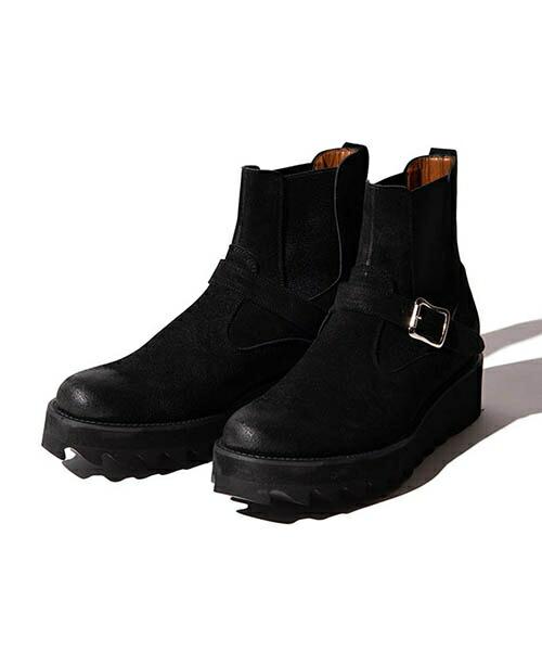 【glamb(グラム)】 Blondie boots ブロンディブーツ(GB0219-AC02)