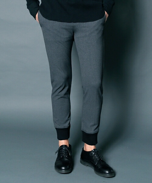【Magine(マージン)】T-R STRETCH TROPICAL TAPERED RIB PANTS パンツ(1913-49)