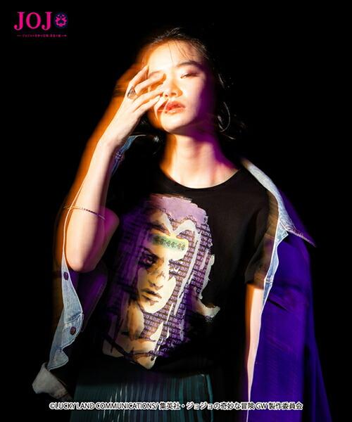 【glamb(グラム)】Leone Abbacchio T レオーネ・アバッキオ Tシャツ(GB0318-JJ06)