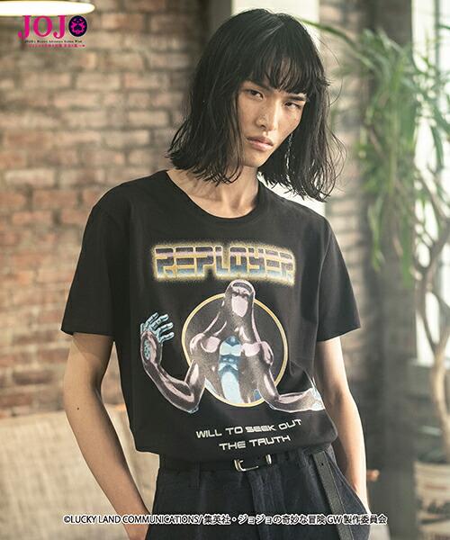 【glamb(グラム)】Leone Abbacchios stand T レオーネ・アバッキオズスタンド Tシャツ(GB0119-JJ05)
