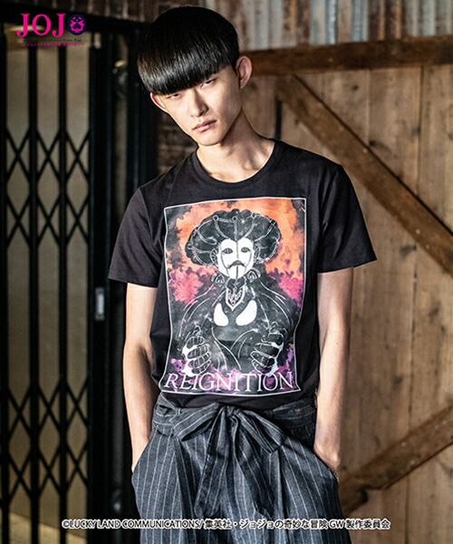 【glamb(グラム)】Polpos stand T ポルポズスタンド Tシャツ(GB0119-JJ07)