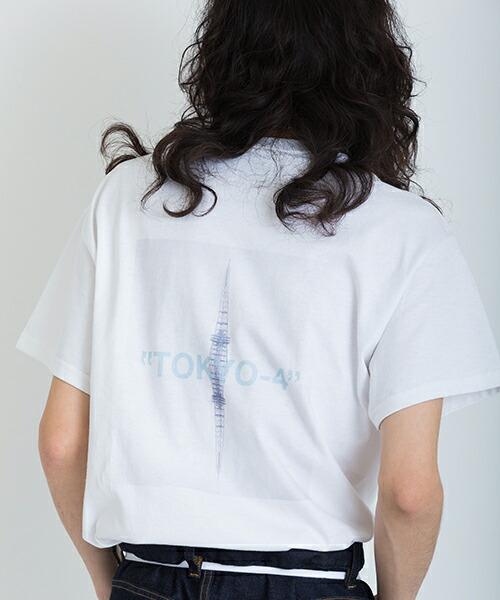【VICTIM(ヴィクティム)】TOKYO TEE Tシャツ(VTM-19-T-044)