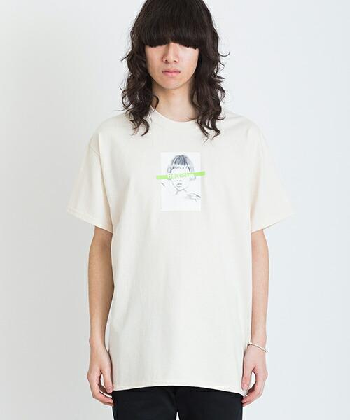 【VICTIM(ヴィクティム)】LADY TEE Tシャツ(VTM-19-T-045)