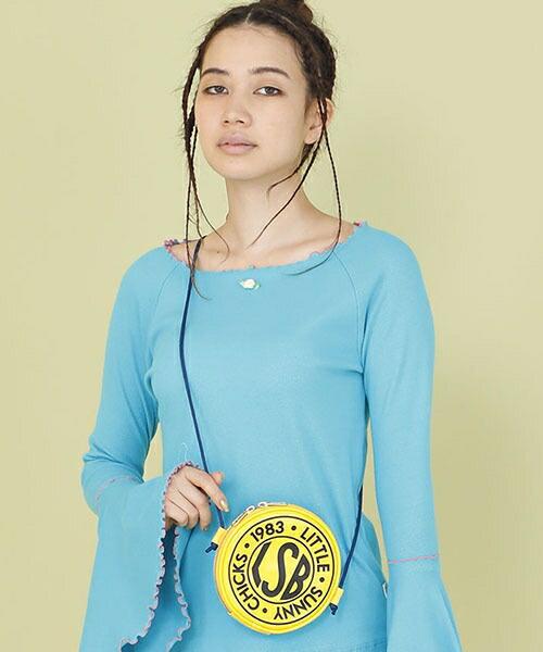 【Little sunny bite(リトルサニーバイト)】LSB mini shoulder bag ショルダーバッグ(LSB-LG-144L)