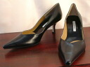 ☆21.The plane pumps /6cm heel that the ♪【 ROSSINI 】 line which I can make to 5cm - 25.5cm even if ☆ is out of stock is clean
