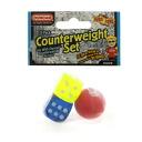 Kan Dan counter weight set Duncan Counterweight Set 10P30Nov13
