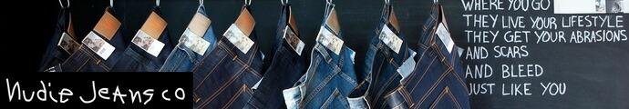 2001年、スウェーデンで創業したジーンズブランド。