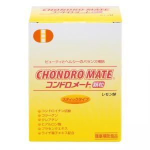 【送料無料】お得な3個セット 日本直販総本社 コンドロメート顆粒 (2g×30包)