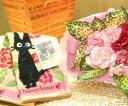지지 가든 쟈 가드 워시 타월 카네이션 부케/꽃다발 (꽃) (빨강/핑크 계) 세트 FL-MD-507