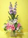 웨딩 베어 있는 계절의 꽃 꽃꽂이 (꽃) FL-AR-200