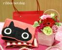 계절의 꽃의 미니 밀크 BOX 생화(생화)&ATSUKO MATANO 타올 손수건 세트 FL-AR-294
