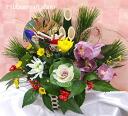 설날 선택 된 소나무 바람 꽃꽂이 (꽃) FL-NY-338