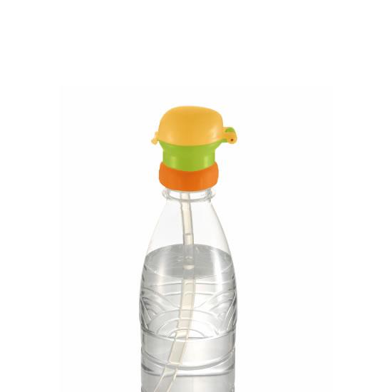 おでかけランチくん ペットボトル用 ストローキャップ
