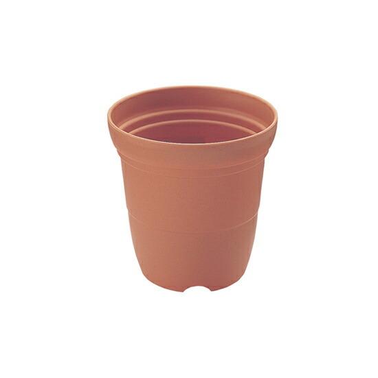 カラーバリエ 長鉢6号 ブラウン(BR)