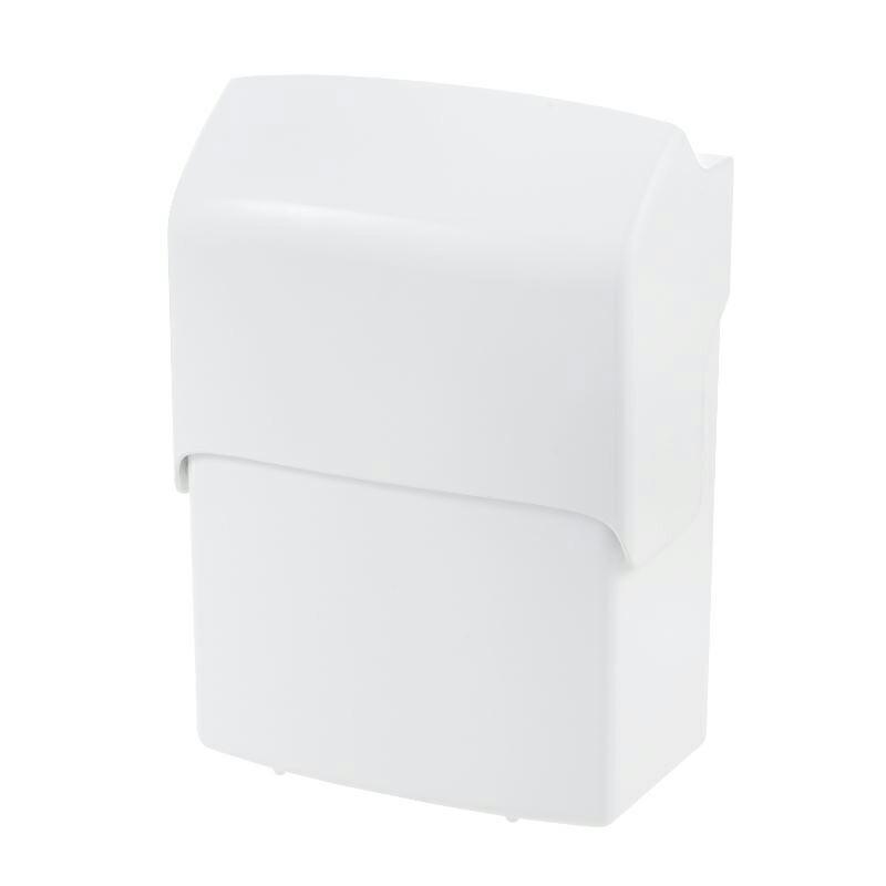 壁かけサニタリーボックス ホワイト(W)