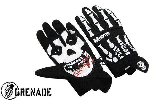 The Misfits Gloves UK memorabilia (372835) GLBOS0897
