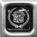 Cadillac シートベルト キーホルダー