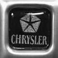 Chrysler シートベルト キーホルダー