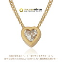 Immediate delivery! Fall in love with you heart diamond cz (cue BIC zirconia) necklace /SV925 ※ reservation※