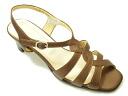 Beaufit sandals A22 bronze