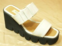 Platform sandals 2,251 grays beige