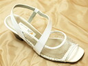 Put's in the bottom Sandals 3953 white