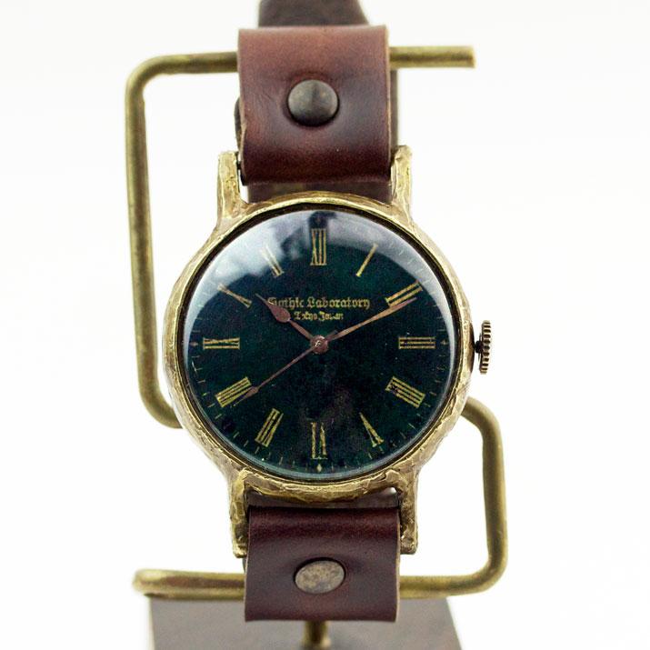 アンティークな腕時計 樹海