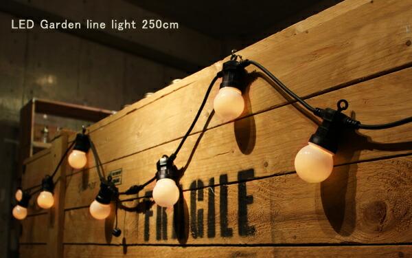 LEDケーブルライト