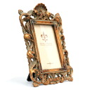 Shells decorated frames (KB-12) antique picture frame display gadgets luxury classic classical Shabby Chic album memories Interior gadgets Cafe decor design frame