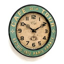 Cafe peri rock (BT-84) (wall-clock & ウォールクロック Cafe gadgets antique gadgets)