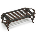 Cast mini-stands (MC-13) (iron display miscellaneous goods) ● + is antique●