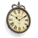 グレーシュ wall clock (BX-93) (wall clock, gadgets Cafe antique gadgets clock)-antique +-