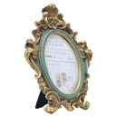 Lliephoto frame c-l RELIER, decorating, Shabby Chic, European, display goods, albums, memories, photos, classical, Interior goods, gold, antique,