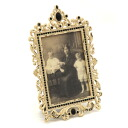 As a stock disposal and 50% half-price SALE price.... Blanc photo frame (BM-09) antique picture frame display gadgets luxury classic classical Shabby Chic album memories Interior gadgets Cafe decor design frame