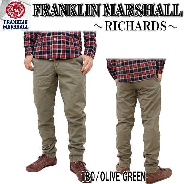 FRANKLIN MARSHALL_PAMR134-180