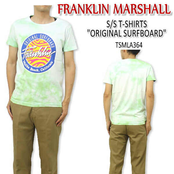 FRANKLIN MARSHALL_TSMLA364