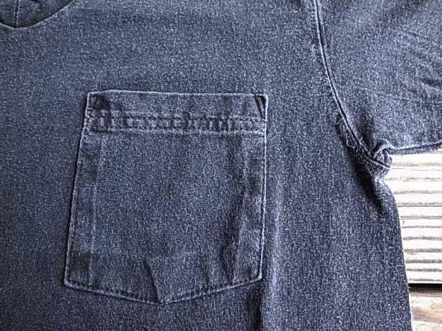 Goodon グッドオン Vネック Tシャツ ポケット